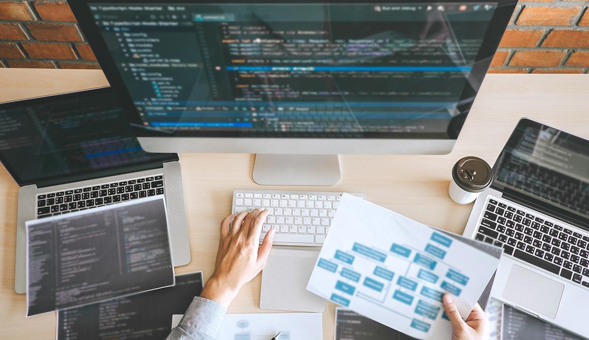 La formation professionnelle des métiers du web